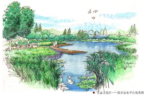 景观设计与园林手绘图